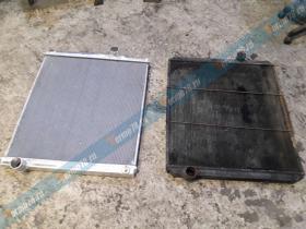 Изготовление радиатора охлаждения двигателя Интернационал