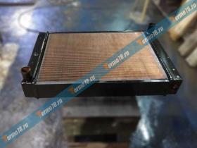 Изготовление радиатора погрузчика Terex Fuchs MHL 360