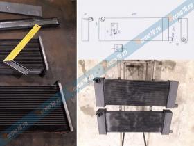 Радиатор на Citroen Sport